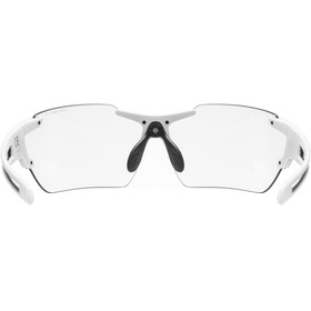 UVEX Sportstyle 803 V - Lunettes cyclisme - Small blanc